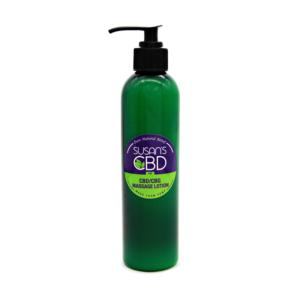 Susan's CDB CBG Massage Oil